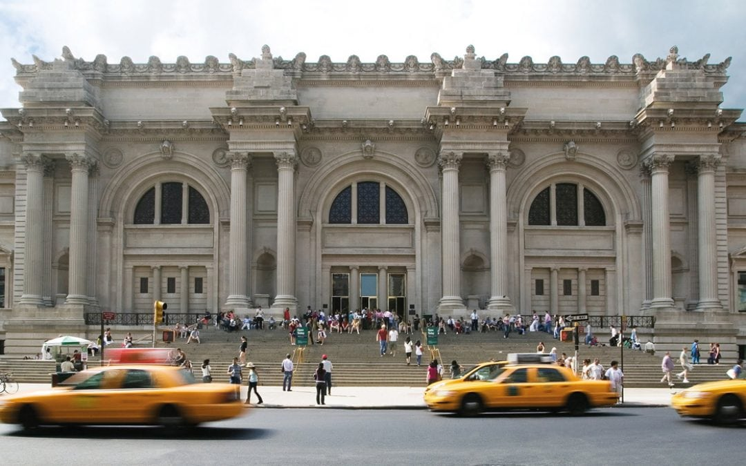 Museumsguide: The Met i New York