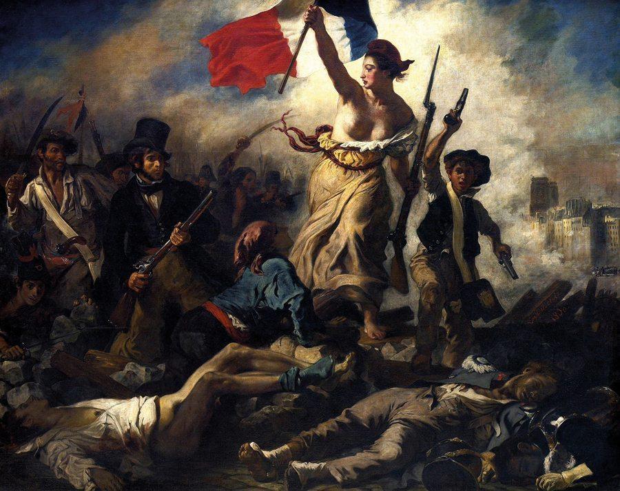 Friheten leder folket