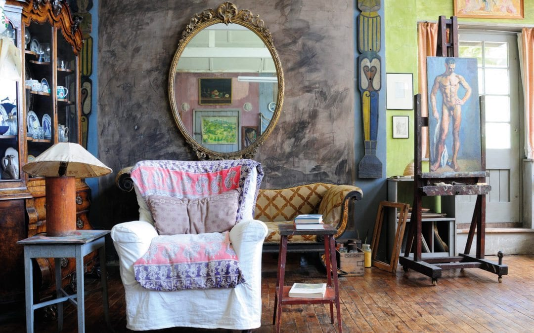 Charleston, den visuelle arven etter Vanessa Bell og Bloomsbury