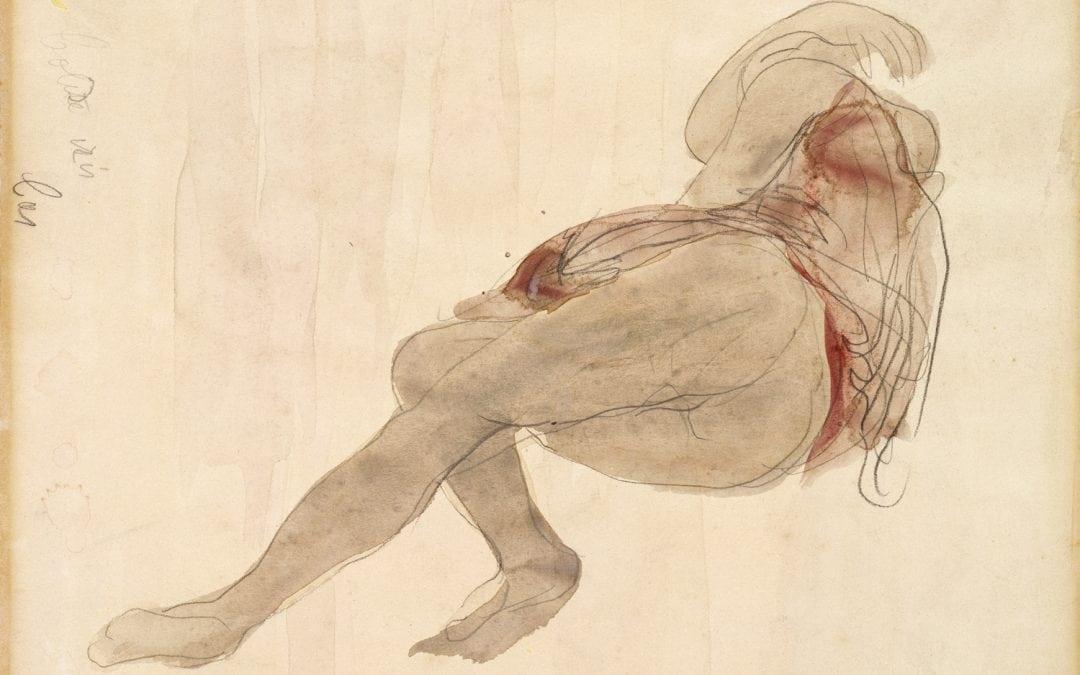 Kroppens tegnede poesi