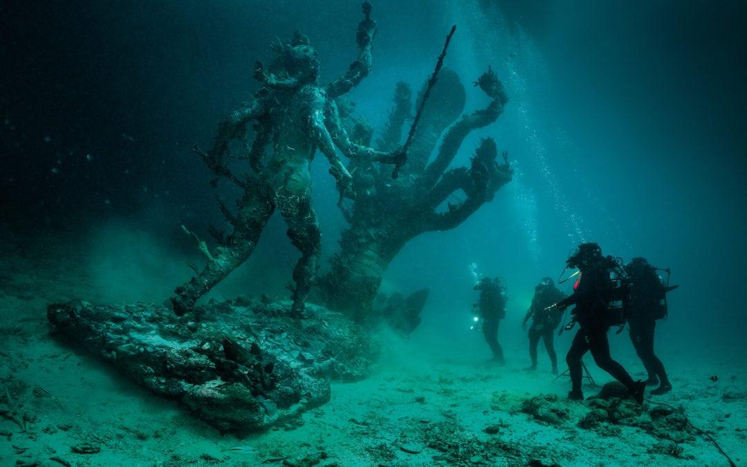 Utrolige skatter fra havets dyp