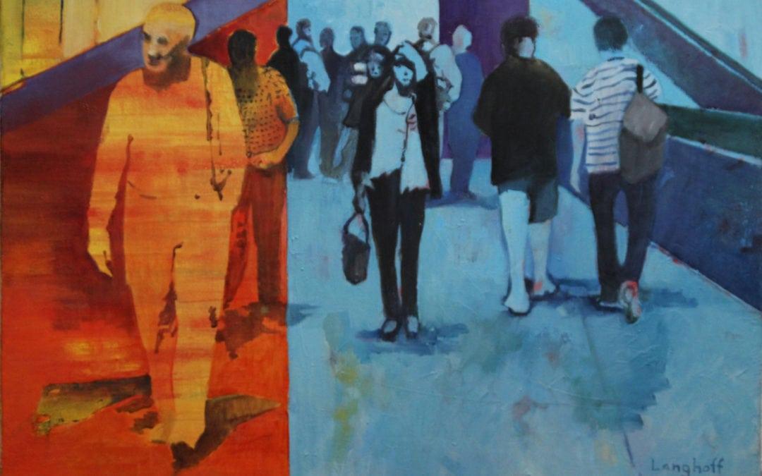 Skal kunstforeningene gi folk en på trynet?